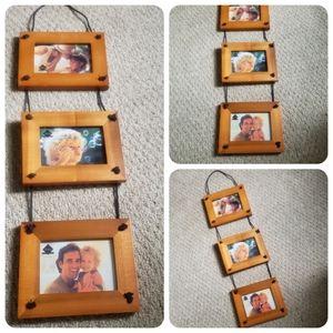 Golden Oak | Hanging Frame Set